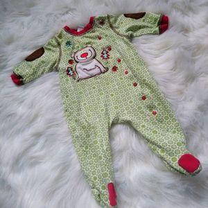 GAGOU TAGOU baby boy pajama 6 months